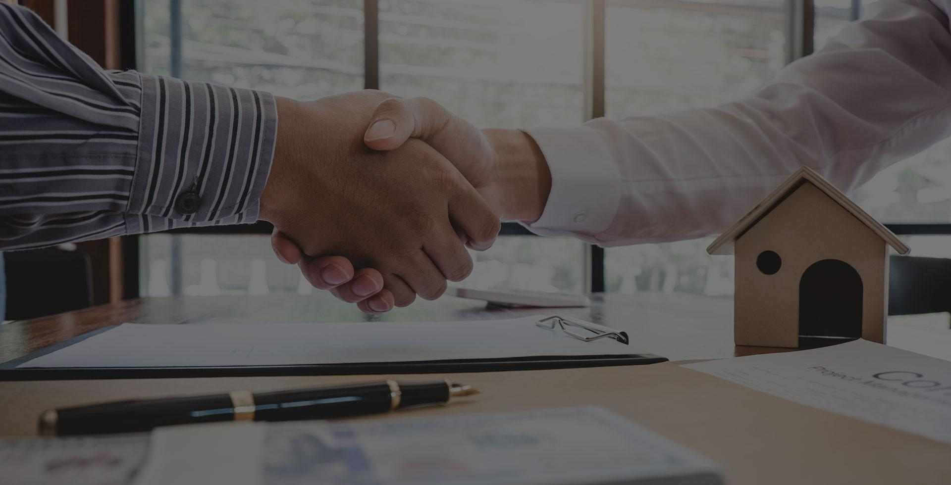 Meet with Capstone Title because the right title and business relationship matters.